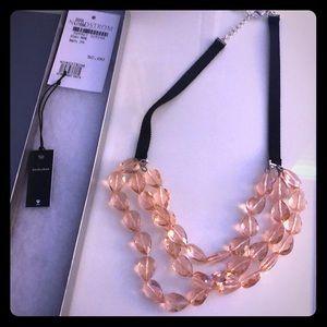 ✨BaubleBar NWT Adjustable Necklace ✨